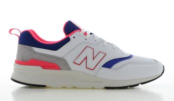 New Balance 997 Wit Heren om te zoenen