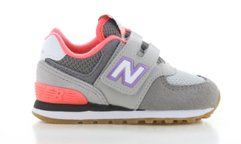 New Balance IV574SOC New Balance Grijs Peuters