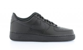 Nike Air Force 1 Low Black WMNS