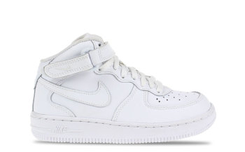 Nike Air Force 1 Mid Wit Kinderen