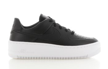 Nike Air Force Sage Low Zwart Dames