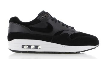 Nike Air Max 1 Premium Rebel Skulls Zwart Heren