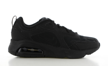 Nike Air Max 200 Zwart Heren