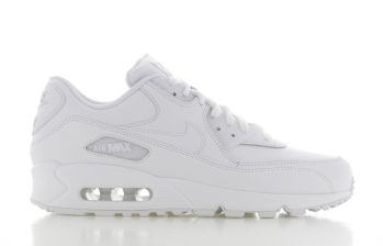 Nike Air Max '90 Leather Wit Heren