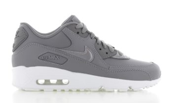 Nike Nike Air Max 90 Leather Grijs/Wit