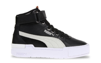 Puma Cali Sport Contact Top Zwart Dames