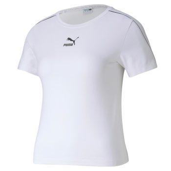 Puma Classic Tight Top Wit Dames