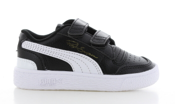 Puma Ralp Sampson Zwart Peuters