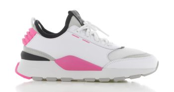Puma RS-0 Sound Wit/Roze Dames
