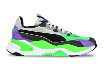Puma RS-2K Internet Exploring Groen/Paars Heren