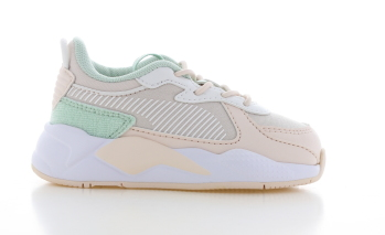 Puma RS-X Collegiate Zalm/Mint Peuters
