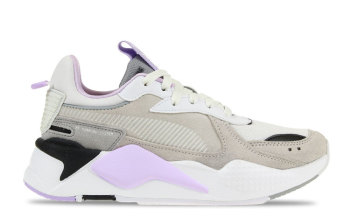 Puma RS-X Wit/Paars Dames