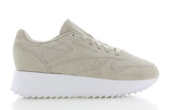 Reebok Classic Leather Double Beige Dames