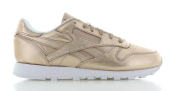 Reebok Classic Leather Roze/Goud Dames