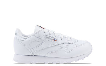Reebok Classic Leather Wit Kinderen