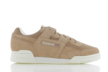 Reebok Workout Lo Plus Camel Dames