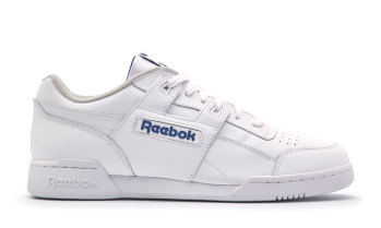 Reebok Workout Plus Wit/Wit Heren