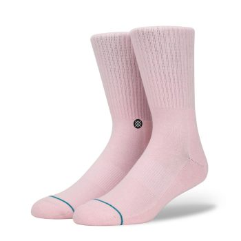Stance Socks Icon Pink