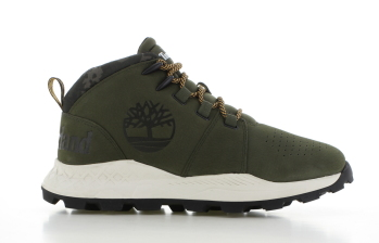 Timberland Brooklyn City Mid Groen Heren