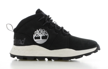 Timberland Brooklyn City Mid Zwart Heren