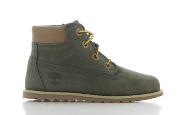 Timberland Pokey Pine 6 Inch Boot Groen Peuters