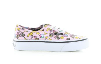 Vans Authentic Nintendo Pack Peach Kids