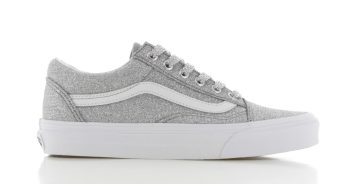 Vans Old Skool Grijs/Wit Dames
