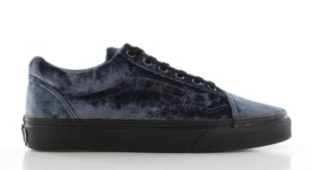 Vans Old Skool Velvet Grijs Dames