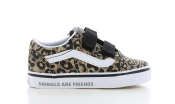Vans TD Old Skool Animal Peuter