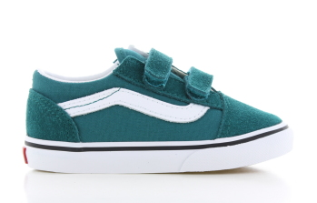 Vans TD Old Skool Turquoise Peuters
