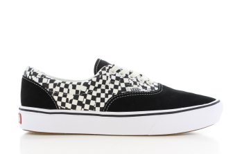 Vans UA ComfyCush Era Zwart/Wit Heren