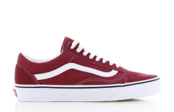 Vans UA Old Skool Bordeaux/Rood Heren
