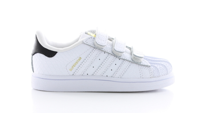 Adidas Superstar Wit Zilver Dames