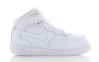 Air Force 1 Mid Wit Peuters
