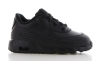 Air Max 90 Leather Zwart Peuters