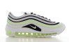 Air Max 97 Wit/Neon Dames