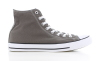 All Star Hi Charcoal Grijs Heren