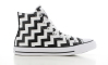 Chuck Taylor All Star Zwart/Wit Dames