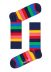 Stripe Sock Heren