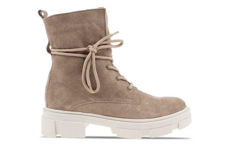 ILC Donna Boots Taupe Dames maat 36