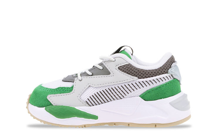 Puma RS-Z College Wit/Groen Peuters