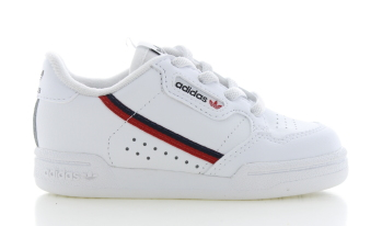 adidas Continental 80 Wit Peuters