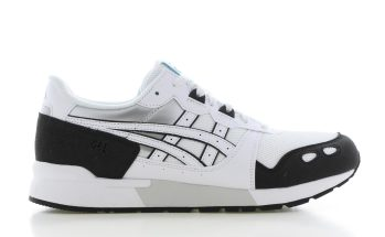 ASICS Gel-Lyte Wit/Zwart Heren