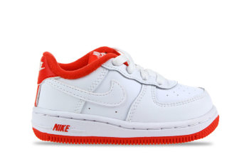 Nike Air Force 1 Wit Baby