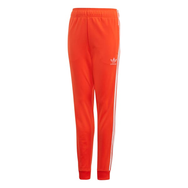 Image of Adidas Adidas Superstar Pants Rood Kinderen