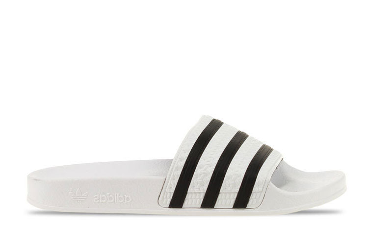 Image of Adidas Adilette Wit Heren