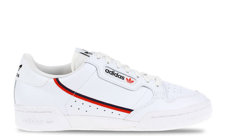 Image of Adidas Continental 80 Wit Heren