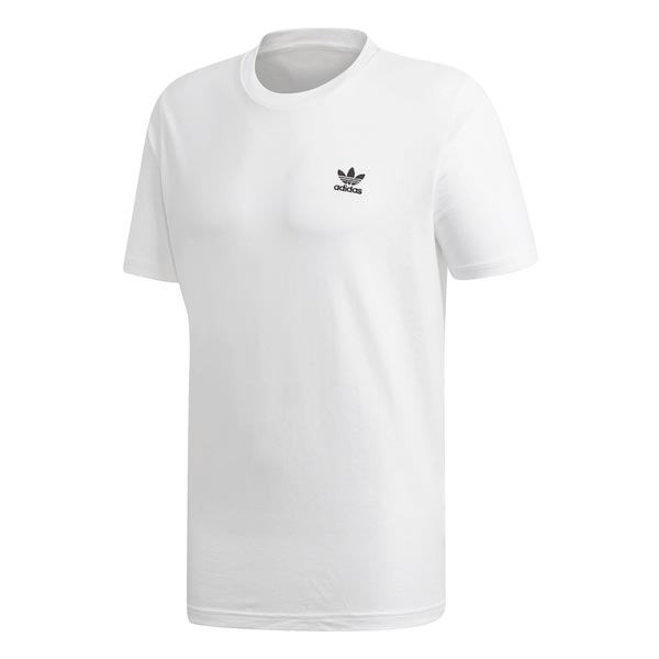 Image of Adidas Essemtial T-shirt Wit Heren