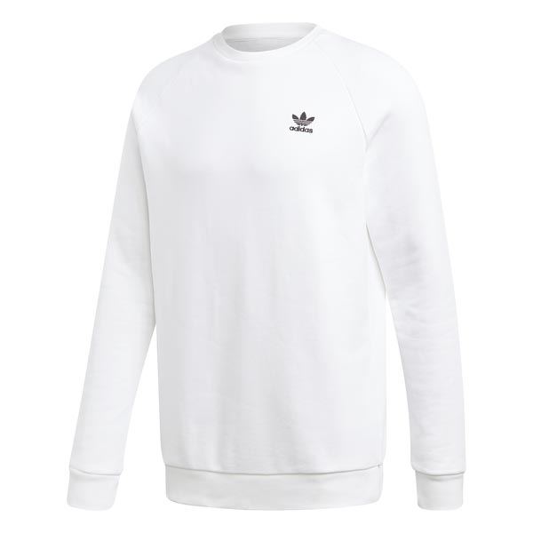 Image of Adidas Essential Sweatshirt Wit