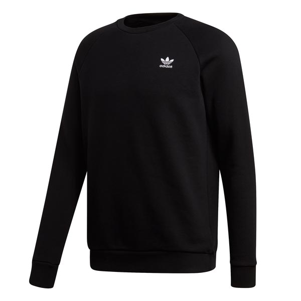 Image of Adidas Essential Sweatshirt Zwart Heren